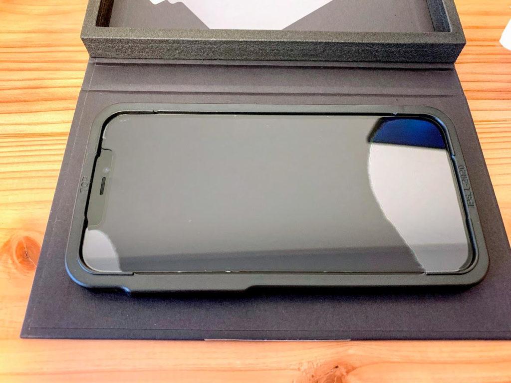 ガラス フィルム iphone12 nimaso